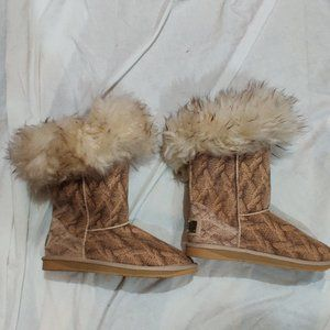 Australia Luxe Shearling Boots size 11 New